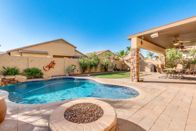46141 W Rainbow Drive, Maricopa, AZ 85139 (MLS #5846359) :: Group 46:10