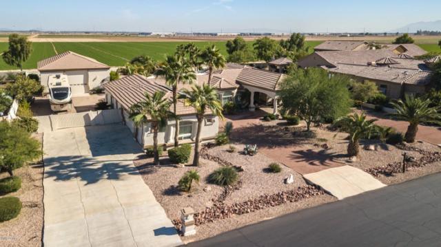 5215 N 179TH Drive, Litchfield Park, AZ 85340 (MLS #5846419) :: Group 46:10