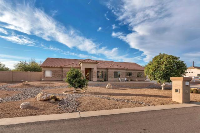 20911 E Excelsior Avenue, Queen Creek, AZ 85142 (MLS #5846423) :: Lux Home Group at  Keller Williams Realty Phoenix