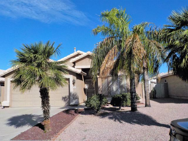 7144 E Jacob Avenue, Mesa, AZ 85209 (MLS #5846437) :: Revelation Real Estate