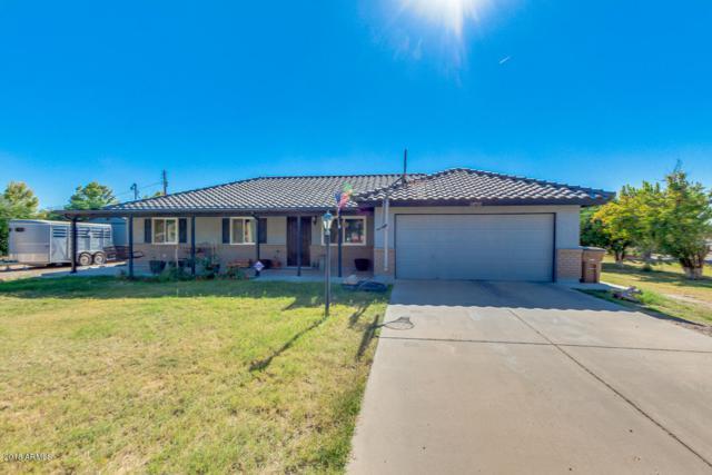 18701 E Via De Arboles, Queen Creek, AZ 85142 (MLS #5846448) :: Lux Home Group at  Keller Williams Realty Phoenix