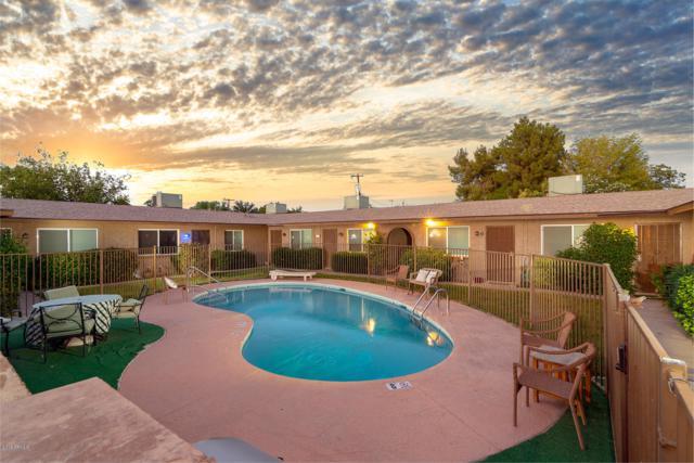 3421 N Paiute Way #5, Scottsdale, AZ 85251 (MLS #5846453) :: The W Group