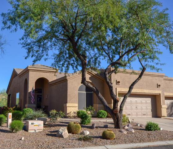 5691 S Pinnacle Lane, Gold Canyon, AZ 85118 (MLS #5846493) :: The W Group