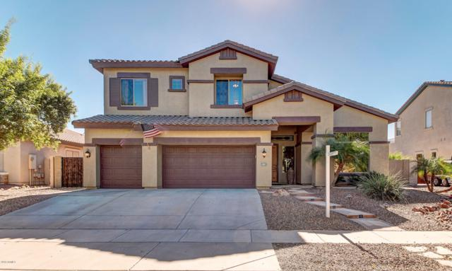 4281 E Carriage Way, Gilbert, AZ 85297 (MLS #5846559) :: The Jesse Herfel Real Estate Group