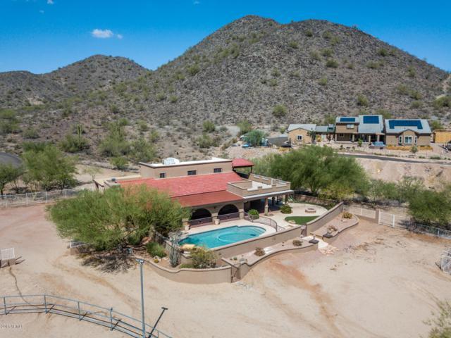 9125 W Buckskin Trail, Peoria, AZ 85383 (MLS #5846566) :: Group 46:10