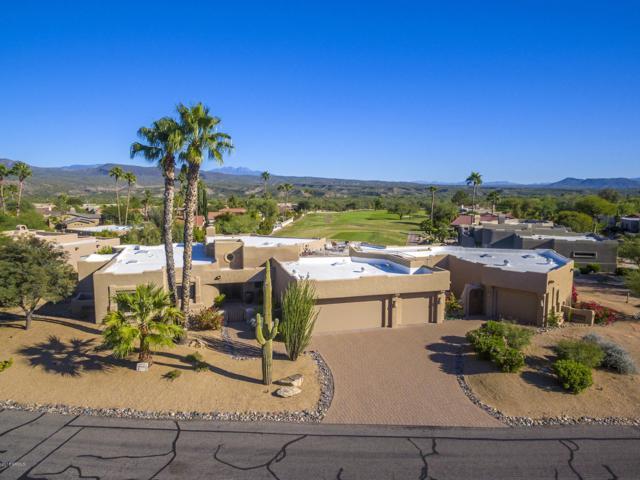 25643 N Bolero Bend, Rio Verde, AZ 85263 (MLS #5846665) :: Kelly Cook Real Estate Group