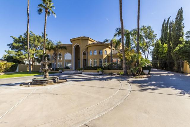 8501 N Canta Bello Street, Paradise Valley, AZ 85253 (MLS #5846724) :: The Wehner Group