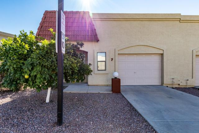 1951 N 64TH Street #7, Mesa, AZ 85205 (MLS #5846749) :: Group 46:10
