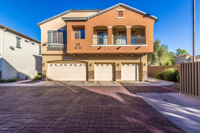 2727 N Price Road #43, Chandler, AZ 85224 (MLS #5846783) :: Brett Tanner Home Selling Team