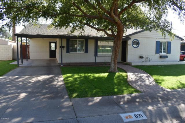 821 W Vermont Avenue, Phoenix, AZ 85013 (MLS #5846796) :: The Carin Nguyen Team