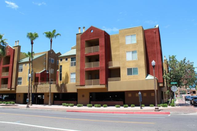 154 W 5TH Street #120, Tempe, AZ 85281 (MLS #5846892) :: Brett Tanner Home Selling Team