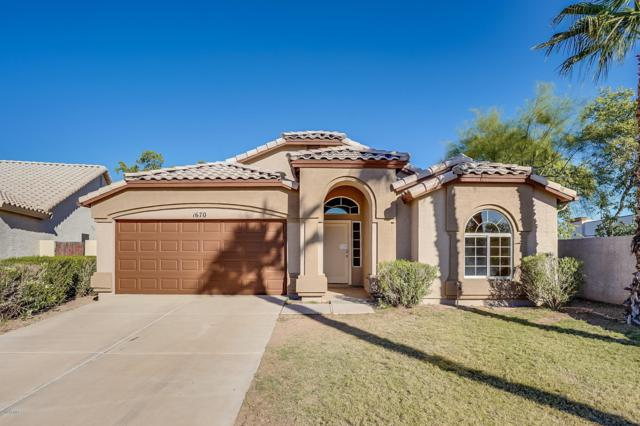 1670 W Pinon Court, Gilbert, AZ 85233 (MLS #5846899) :: Group 46:10