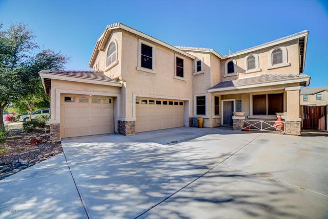 40850 W Robbins Drive, Maricopa, AZ 85138 (MLS #5846911) :: Group 46:10