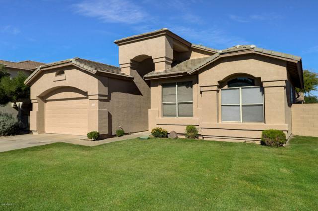 3676 E Feather Avenue, Gilbert, AZ 85234 (MLS #5846929) :: Brett Tanner Home Selling Team