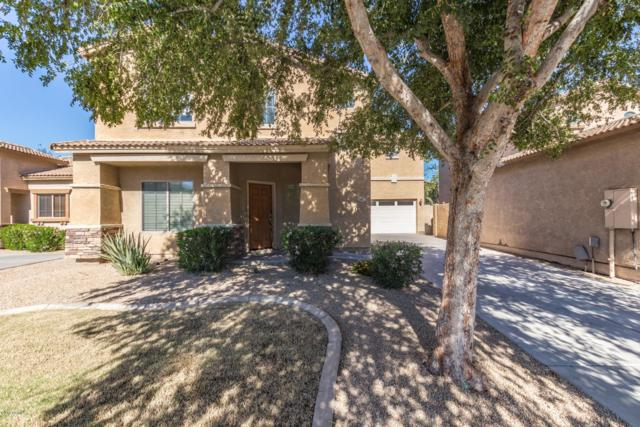 3911 W Roundabout Circle, Chandler, AZ 85226 (MLS #5846991) :: Brett Tanner Home Selling Team