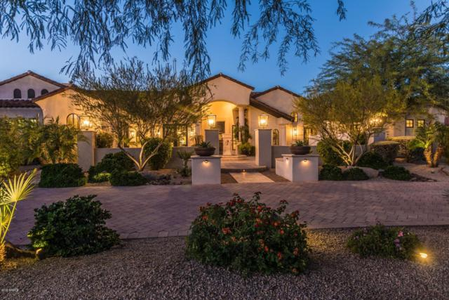 8602 E Sweetwater Avenue, Scottsdale, AZ 85260 (MLS #5847007) :: Team Wilson Real Estate
