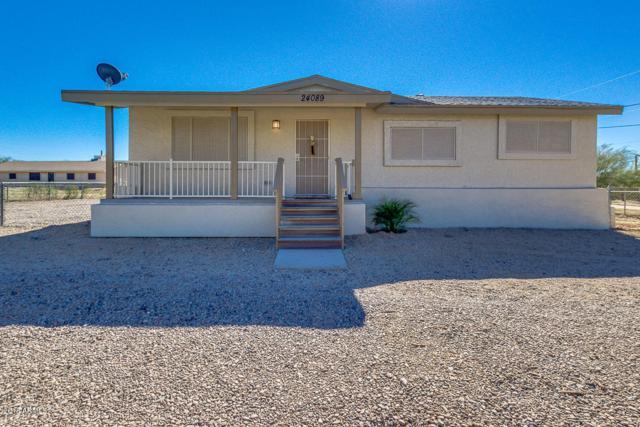 24089 E Logan Boulevard, Florence, AZ 85132 (MLS #5847008) :: CC & Co. Real Estate Team