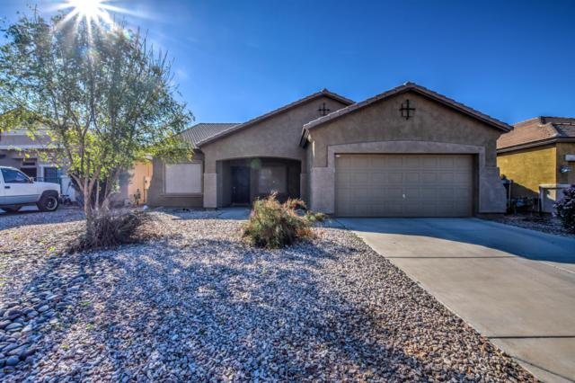 11437 E Cliffrose Lane, Florence, AZ 85132 (MLS #5847086) :: Yost Realty Group at RE/MAX Casa Grande