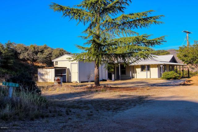 22668 S Looka Way, Yarnell, AZ 85362 (MLS #5847146) :: The Daniel Montez Real Estate Group