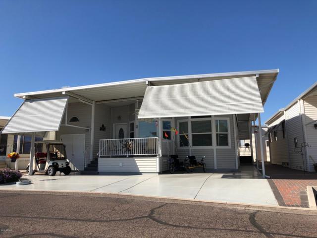 17200 W Bell Road #88, Surprise, AZ 85374 (MLS #5847181) :: The Garcia Group