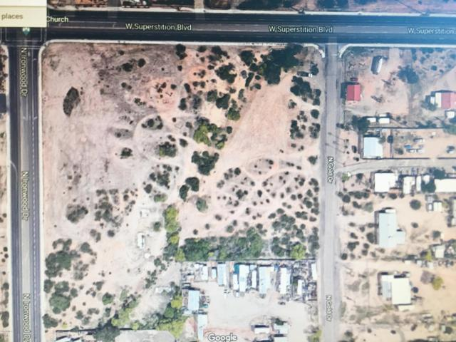 0 N Gold Drive, Apache Junction, AZ 85120 (MLS #5847183) :: The Kenny Klaus Team
