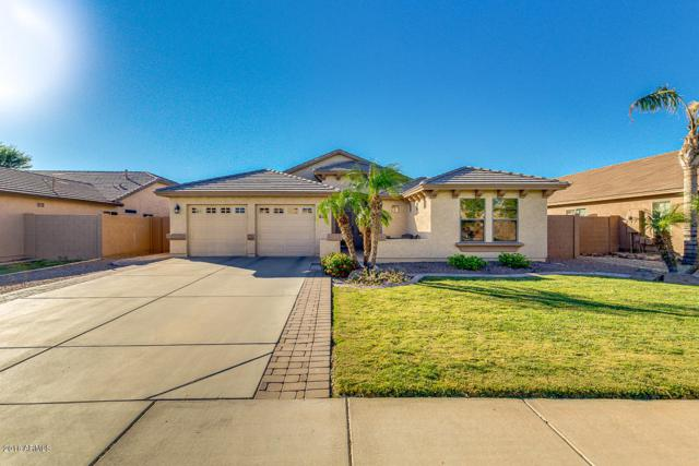 3451 E Fairview Street, Gilbert, AZ 85295 (MLS #5847186) :: The Jesse Herfel Real Estate Group