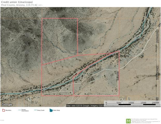 0 N Deer Trail Road, Maricopa, AZ 85139 (MLS #5847206) :: Yost Realty Group at RE/MAX Casa Grande