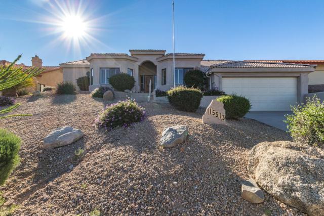 15513 E Thistle Drive, Fountain Hills, AZ 85268 (MLS #5847262) :: The Hastings Team