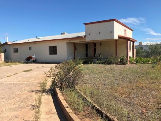 2206 E Carnation Street, Douglas, AZ 85607 (MLS #5847272) :: Brett Tanner Home Selling Team