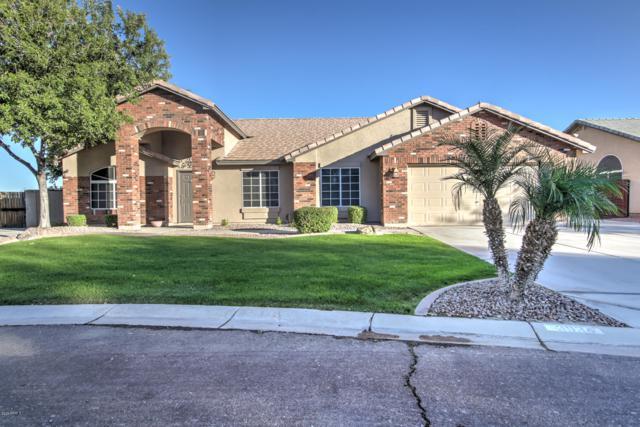 3934 E Meadow Lark Way, San Tan Valley, AZ 85140 (MLS #5847314) :: The Jesse Herfel Real Estate Group