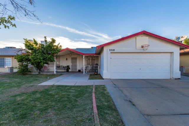 2310 N 88TH Avenue, Phoenix, AZ 85037 (MLS #5847327) :: The W Group