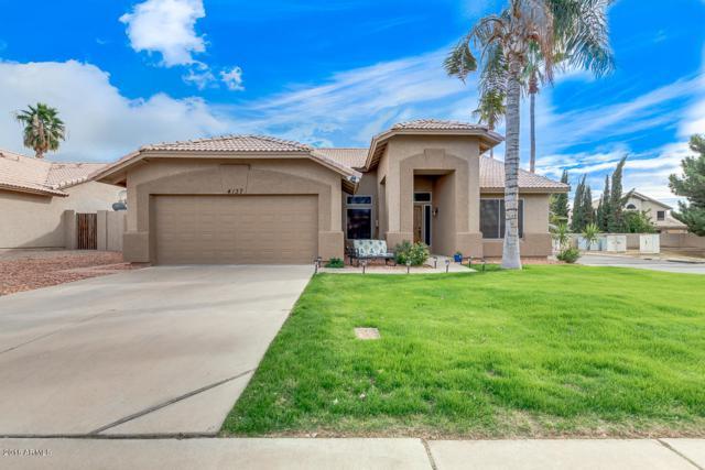 4137 E Ford Avenue, Gilbert, AZ 85234 (MLS #5847359) :: The Jesse Herfel Real Estate Group