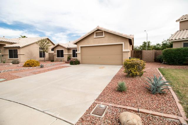 21355 N 107TH Drive, Sun City, AZ 85373 (MLS #5847375) :: The Garcia Group