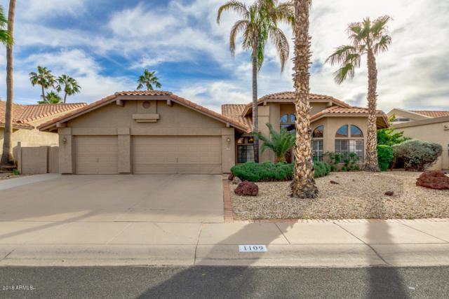 1109 W Peninsula Drive, Gilbert, AZ 85233 (MLS #5847382) :: The Jesse Herfel Real Estate Group
