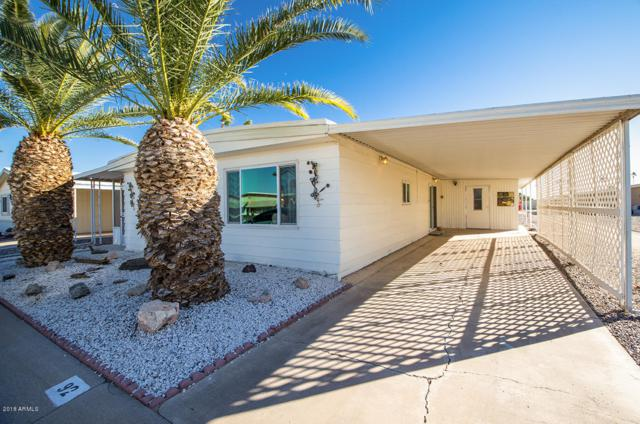 2100 N Trekell Road #92, Casa Grande, AZ 85122 (MLS #5847388) :: Yost Realty Group at RE/MAX Casa Grande