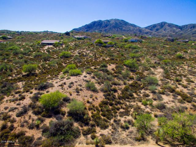 Lot 41 E La Plata Road, Cave Creek, AZ 85331 (MLS #5847403) :: RE/MAX Excalibur