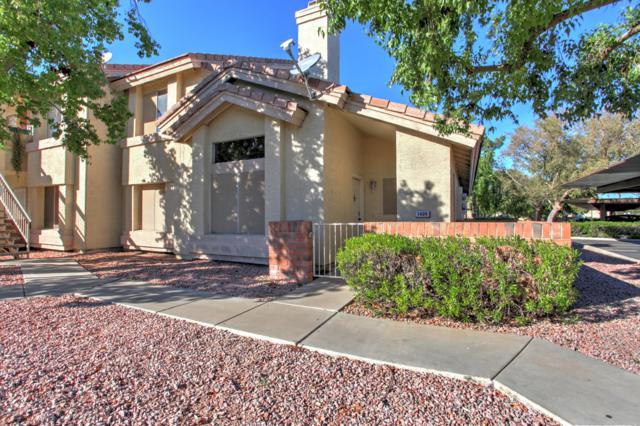 2201 N Comanche Drive #1026, Chandler, AZ 85224 (MLS #5847431) :: The Jesse Herfel Real Estate Group