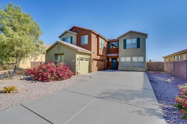 2642 N Franz Lane, Casa Grande, AZ 85122 (MLS #5847447) :: Keller Williams Realty Phoenix