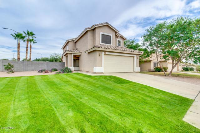 423 N Aaron Circle, Mesa, AZ 85207 (MLS #5847501) :: The Jesse Herfel Real Estate Group