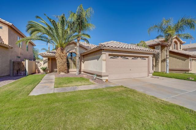 1712 E Aspen Way, Gilbert, AZ 85234 (MLS #5847519) :: The Jesse Herfel Real Estate Group