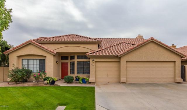 1209 E Sea Breeze Drive, Gilbert, AZ 85234 (MLS #5847520) :: The Jesse Herfel Real Estate Group