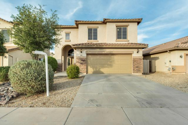 886 W Vineyard Plains Drive, San Tan Valley, AZ 85143 (MLS #5847538) :: The W Group