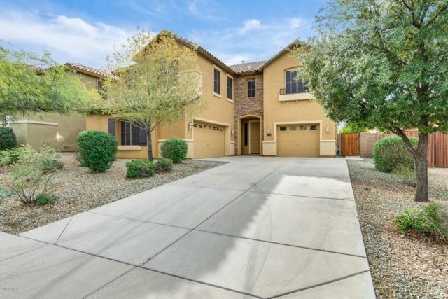 7225 W Lone Tree Trail, Peoria, AZ 85383 (MLS #5847559) :: The Laughton Team