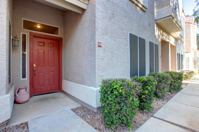 500 N Roosevelt Avenue #48, Chandler, AZ 85226 (MLS #5847600) :: Yost Realty Group at RE/MAX Casa Grande