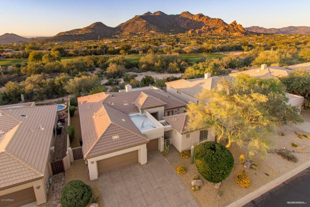 6588 E Brilliant Sky Drive, Scottsdale, AZ 85266 (MLS #5847629) :: RE/MAX Excalibur