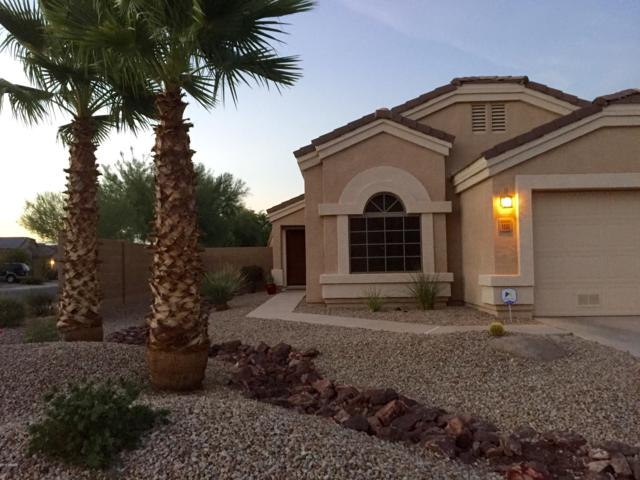 1868 E St David Court, Casa Grande, AZ 85122 (MLS #5847647) :: RE/MAX Excalibur