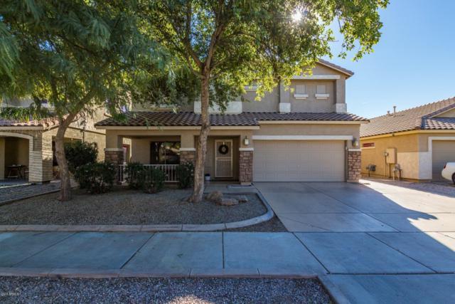 23483 S 223RD Court, Queen Creek, AZ 85142 (MLS #5847661) :: Santizo Realty Group