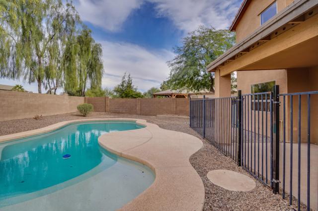 42556 W Anne Lane, Maricopa, AZ 85138 (MLS #5847680) :: The Daniel Montez Real Estate Group
