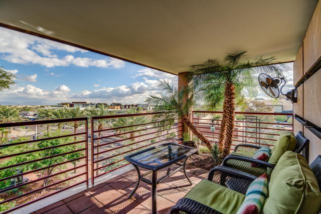 7157 E Rancho Vista Drive #5005, Scottsdale, AZ 85251 (MLS #5847737) :: Yost Realty Group at RE/MAX Casa Grande