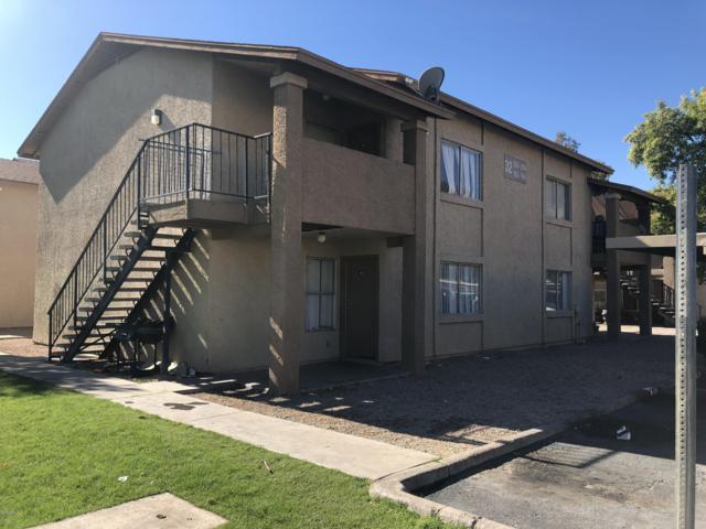 260 W 8TH Avenue #32, Mesa, AZ 85210 (MLS #5848035) :: Santizo Realty Group